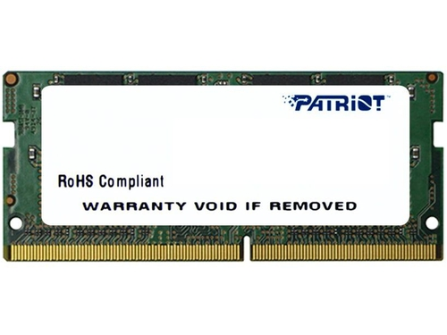 PATRIOT DDR4 8GB SIGNATURE 2400MHz SO-DIMM - PSD48G240081S