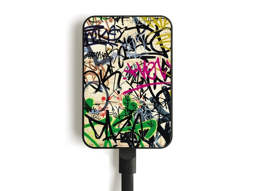 Power Bank SMARTOOOLS MC5GRAFFITI 5000mAh microUSB USB