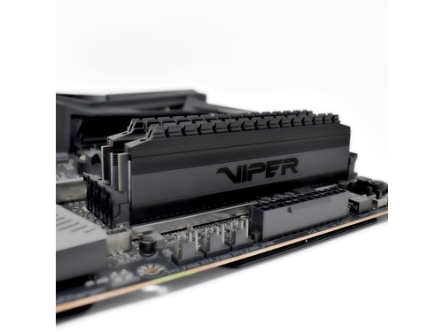 PATRIOT VIPER 4 BLACKOUT 2x8GB 4133MHz CL18 XMP2 - PVB416G413C8K
