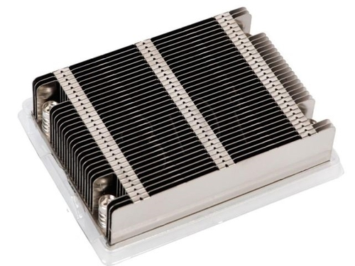 1U Passive CPU Heatsink, Intel LGA2011 X9 MB w/ Narrow ILM - SNK-P0047PS