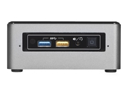 Komputer Intel NUC BOXNUC7i5BNH 950959 USFF Core i5-7260U Intel Iris Plus 640 DDR4 SO-DIMM NoOS