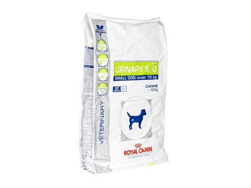 Karma Royal Canin VD Dog Urinary S/O Small Dog 8 kg - 3182550780971