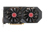 Karta graficzna XFX Radeon RX 590 RX 590 RX-590P8DFD6 AMD Virtual Super Resolution AMD XConnect Technologia AMD LiquidVR Radeon Chill 8GB DDR5 8000 MHz 256-bit