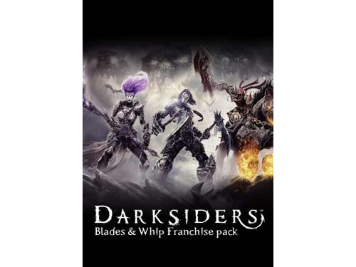 Darksiders III Blades&Whip Franchise Pack - K01320