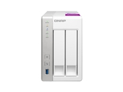 QNAP TS-231P-1G NAS Tower 1.7 RAM 1GB Quad Core - TS-231P2-1G