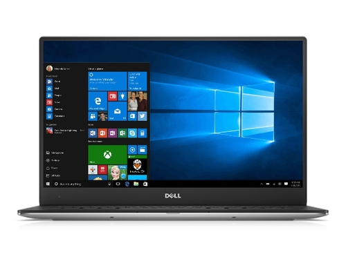 "Laptop Dell XPS 13 9360-4689 Core i7-7500U 13,3"" 8GB SSD 256GB Win10Pro"