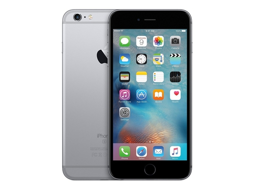 Smartfon Apple iPhone 6S Plus MKUD2CN/A 3G Bluetooth GPS LTE NFC WiFi 128GB iOS 9 szary