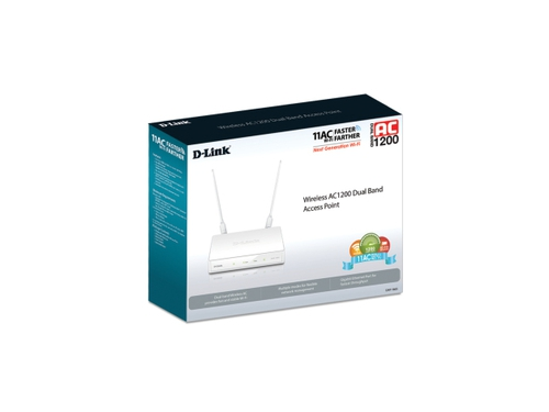 D-LINK DAP-1665 Wireless AC1200 A P Dual Band