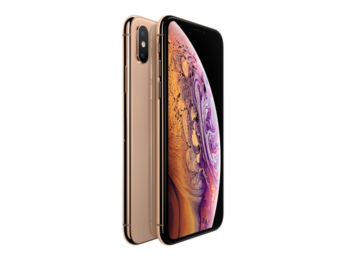 Smartfon Apple iPhone XS 512GB Gold MT9N2PM/A Bluetooth WiFi NFC GPS LTE Galileo DualSIM 512GB iOS 12 kolor złoty