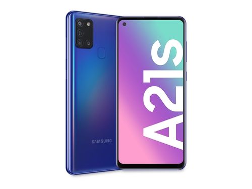 "Samsung Galaxy A21 (A217) 6,5"" 3/32GB Dual SIM Blue"
