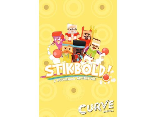Stikbold! A Dodgeball Adventure - K01370