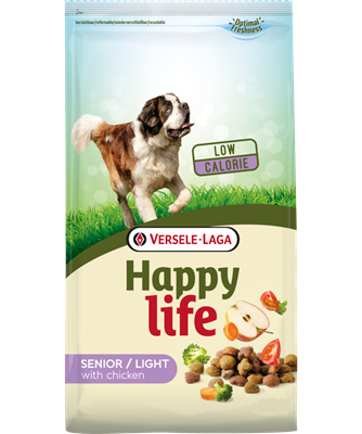 #BENTO KRONEN Happy Life Light Senior 3kg