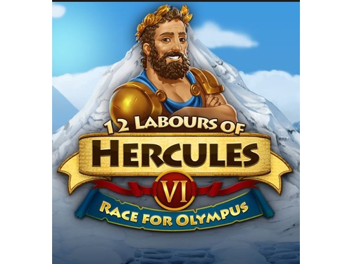 Gra PC 12 Labours of Hercules VI: Race for Olympus - wersja cyfrowa