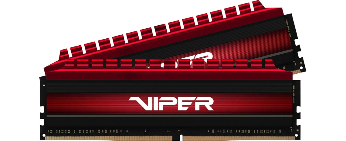#Patriot Viper 4 Series, DDR4 16GB (2x8GB) 3000MHz Kit