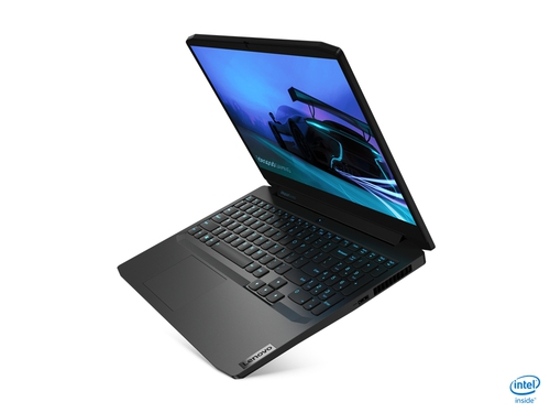 "Lenovo IdeaPad Gaming 3 15IMH05 i7-10750H 15.6"" FHD IPS Anti-glare 8GB DDR4-2933 512GB SSD M.2 2242 PCIe 3.0x4 NVMe GeForce GTX 1650 4GB Windows 10 Home 81Y400S6PB Onyx Black"