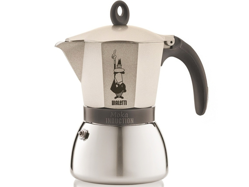 Kawiarka Bialetti Moka Induction 3tz złota