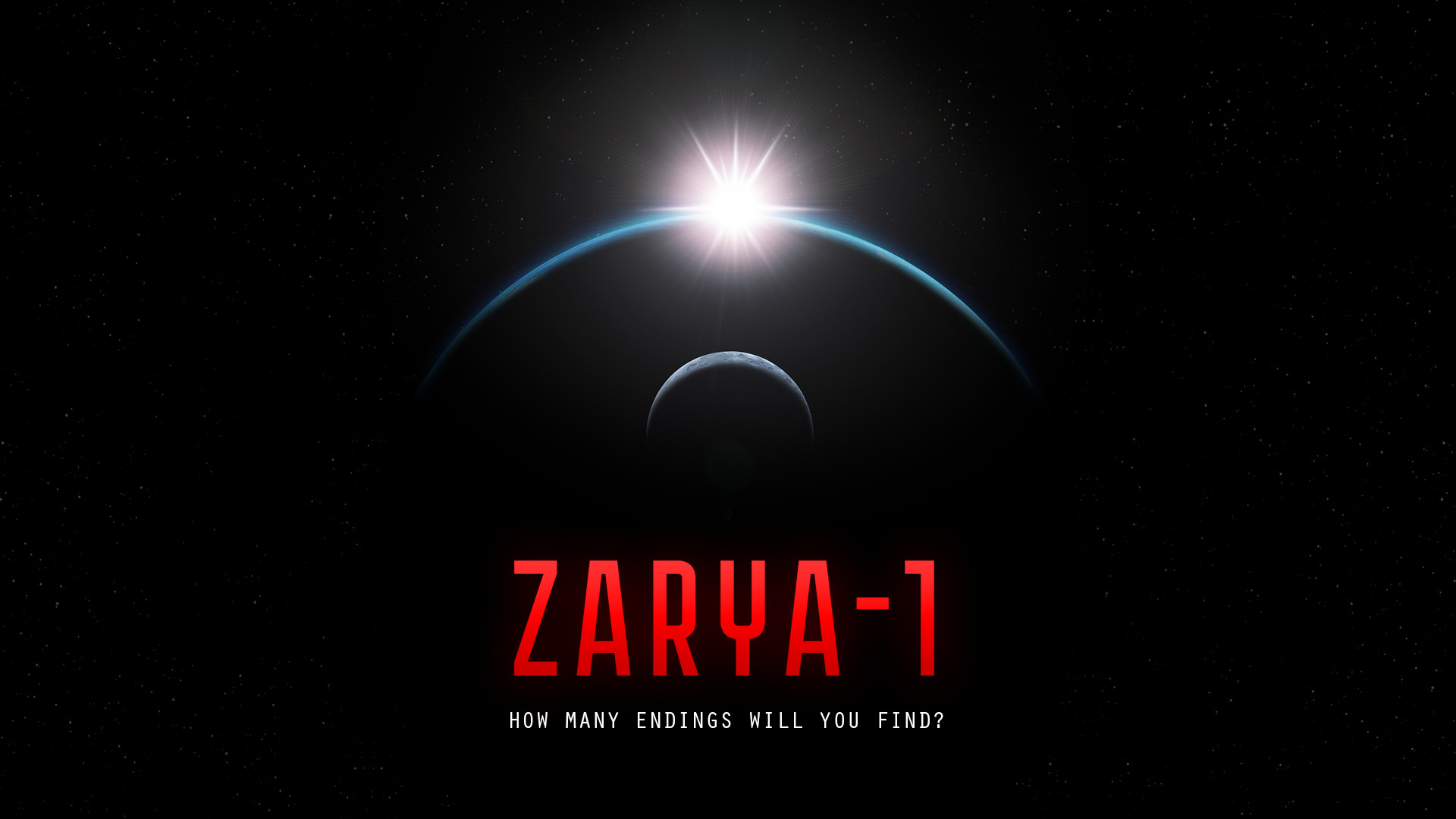 #Zarya - 1: Mystery on the Moon