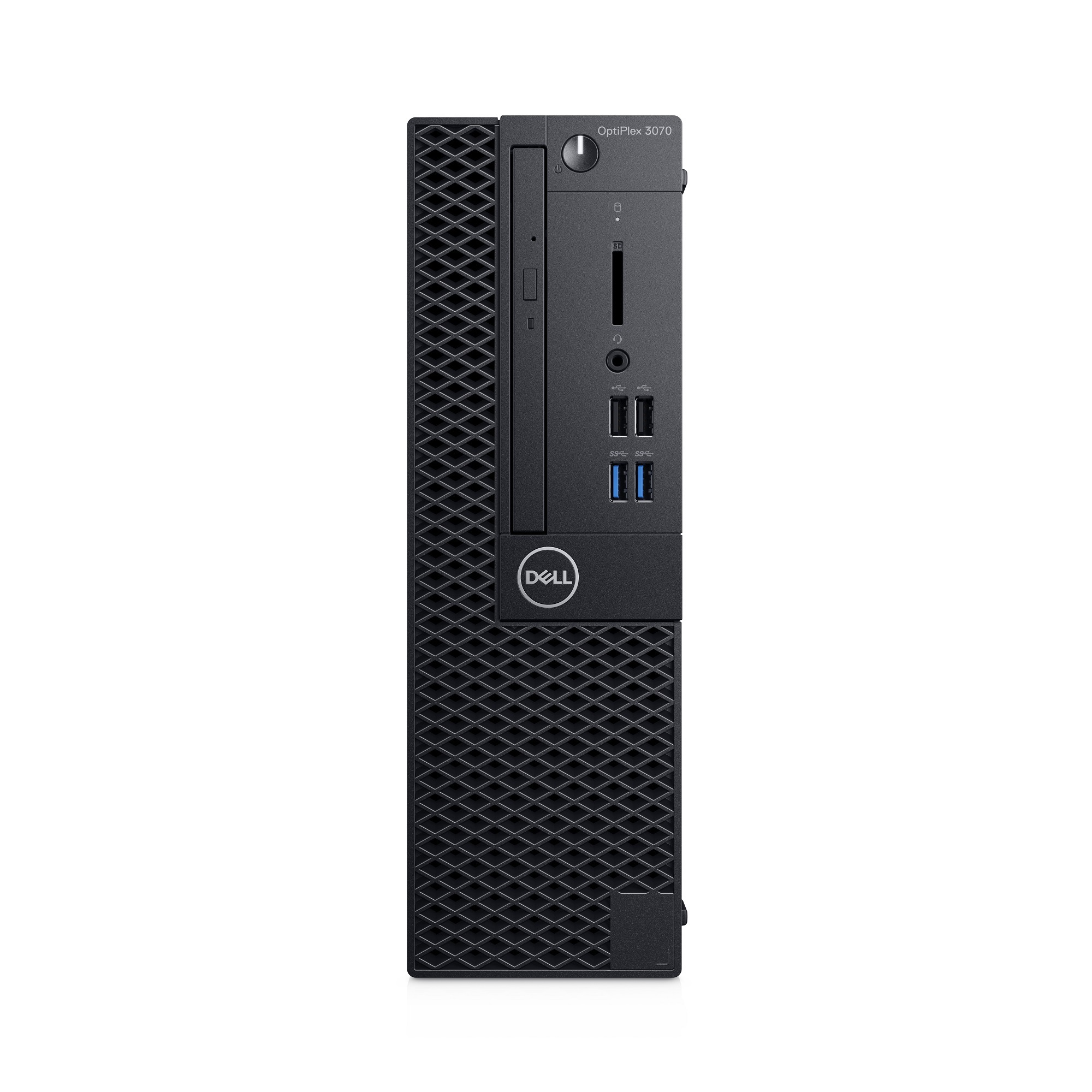 #Dell Optiplex 3070 SFF i5-8500 8GB DDR4 256GB SSD Intel UHD 630 noDVDRW KB216 & MS116 W10Pro 3Y NBD KYHD