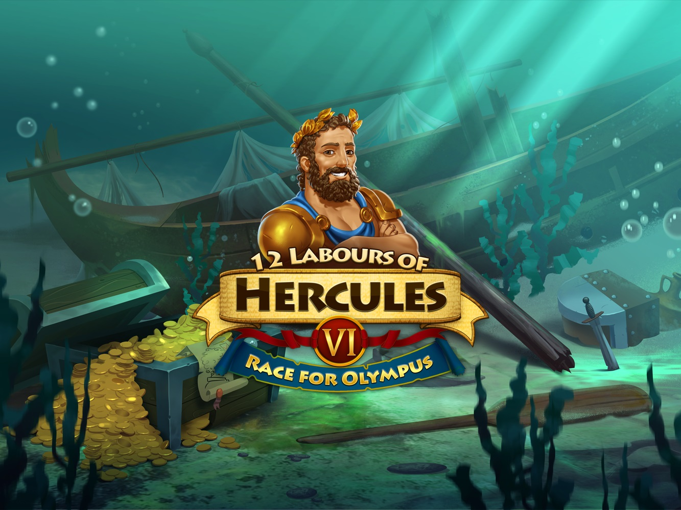 #12 Labours of Hercules VI: Race for Olympus