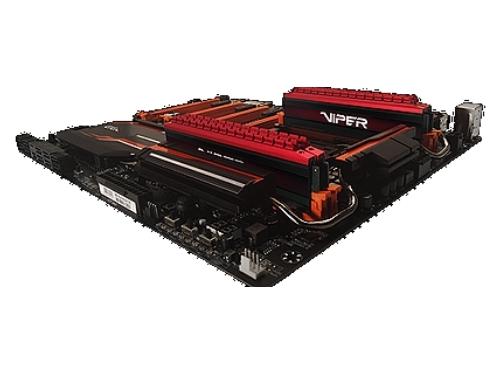 Patriot Viper 4 Series 16GB 2x8GB 3400MHZ - PV416G340C6K