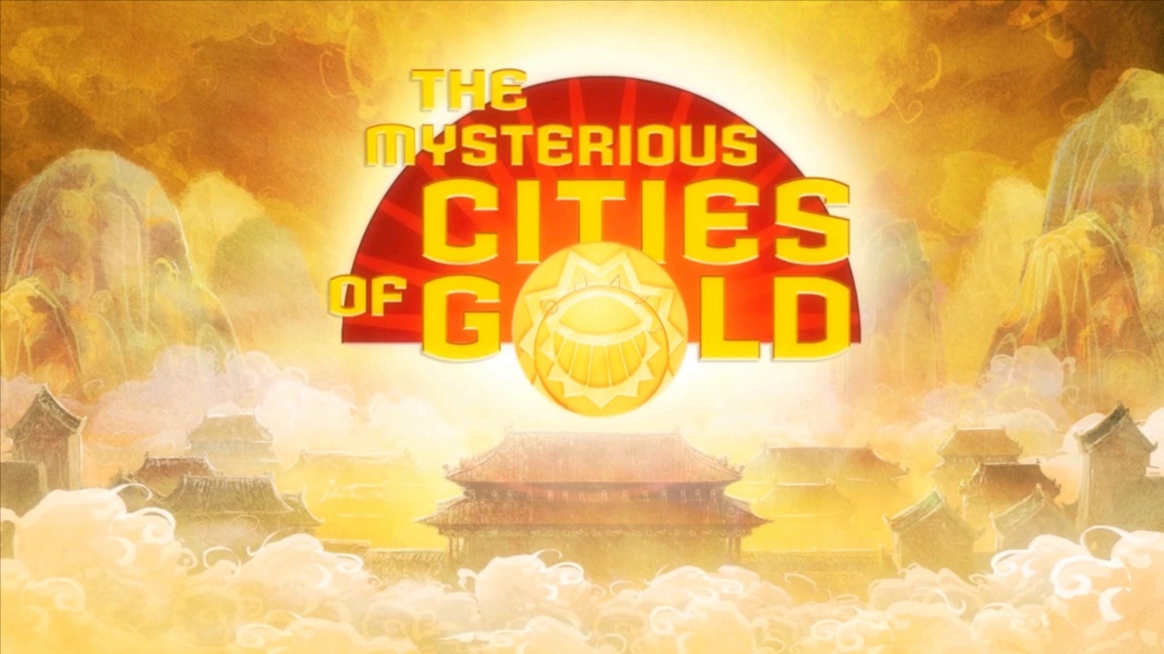 #The Mysterious Cities of Gold : Secrets Paths
