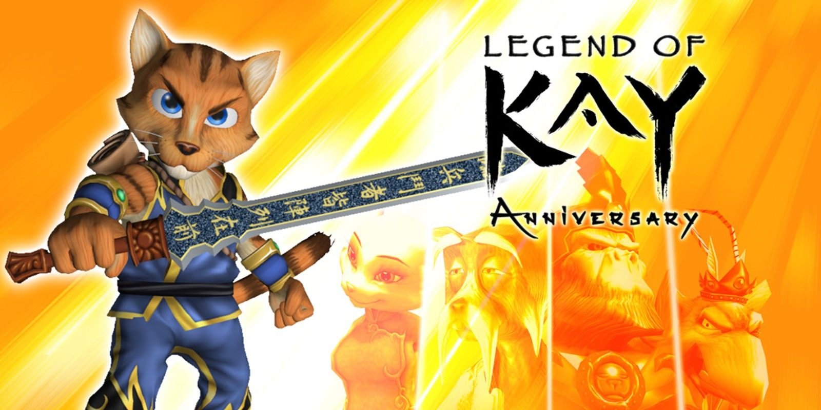 #Legend of Kay Anniversary