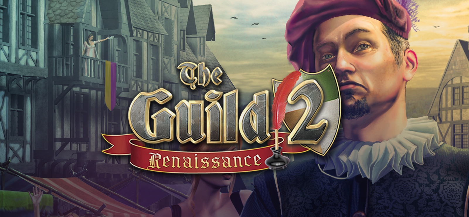 #The Guild 2 Renaissance