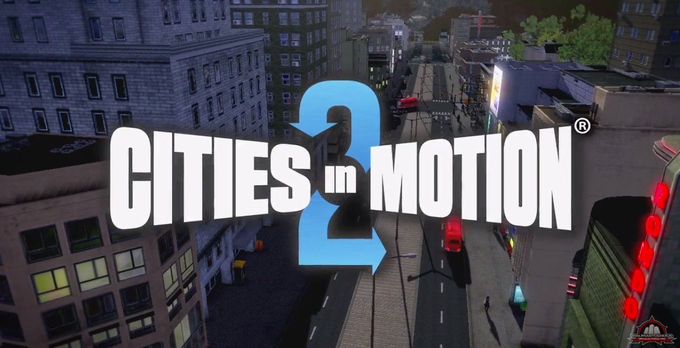 #Cities in Motion 2