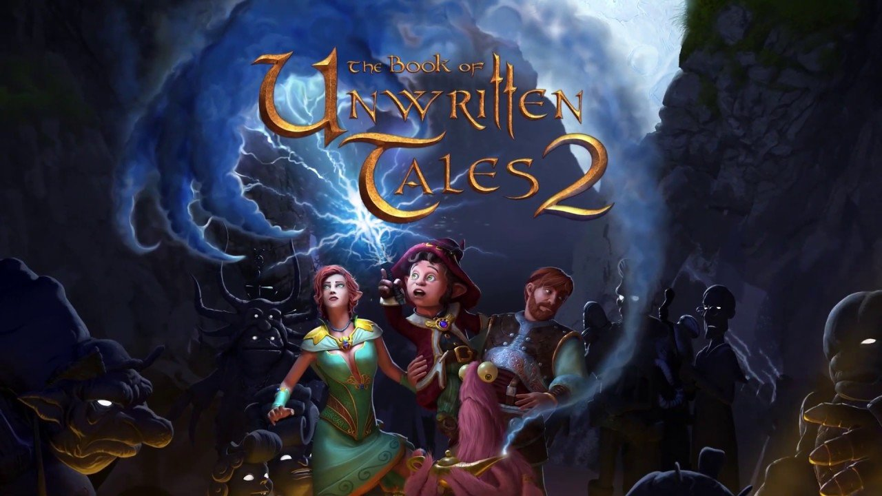 #The Book of Unwritten Tales 2