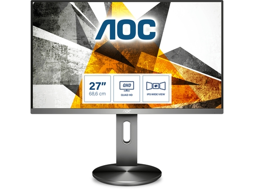 "MONITOR AOC LED 27"" Q2790PQE"