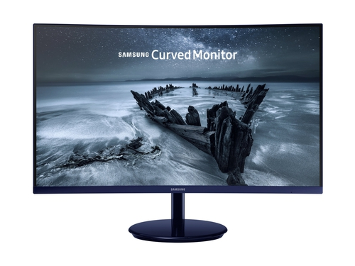 "Monitor gamingowy Samsung 27"" LC27H580FDUXEN VA FullHD 1920x1080 Curved 60Hz"