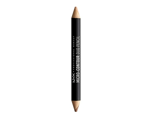 NYX MICRO CONTOUR DUO PENCIL -MEDIUM DEEP