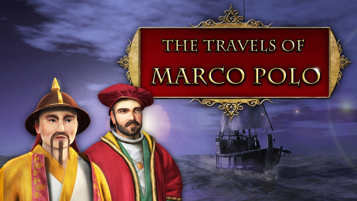#The Travels of Marco Polo