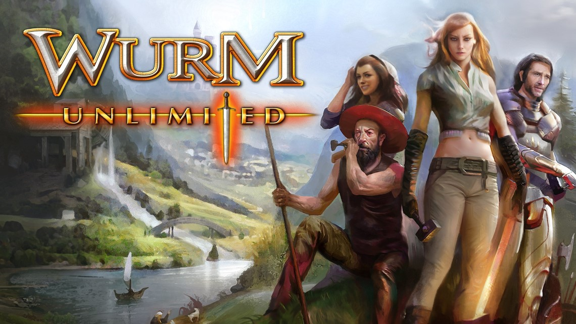 #Wurm Unlimited