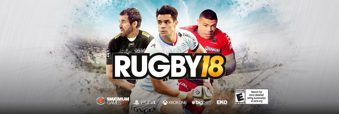 #Rugby 18