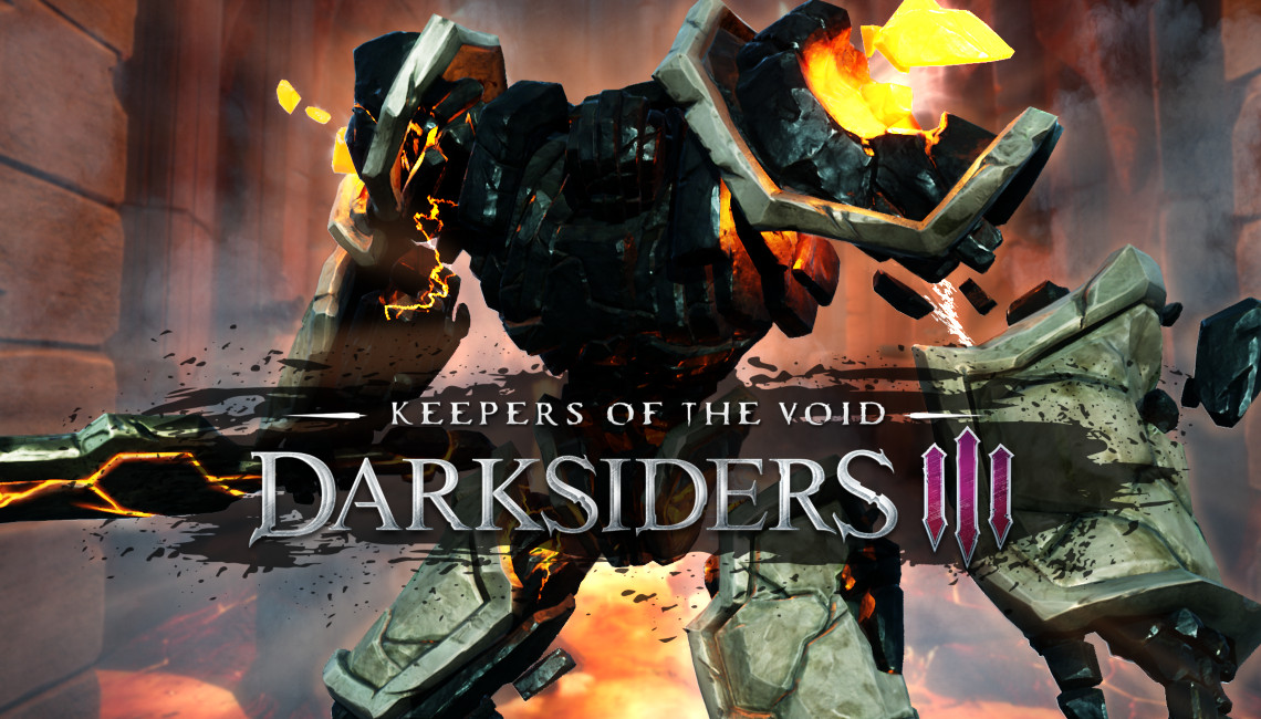 The Darksiders III: Keepers of the Void1