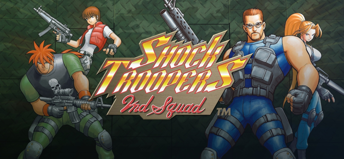 #SHOCK TROOPERS 2nd Squad