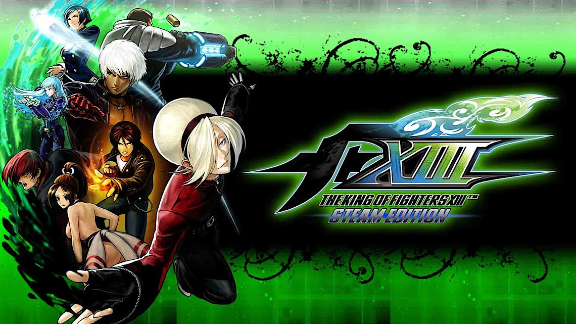 #The King of Fighters XIII Steam Edition