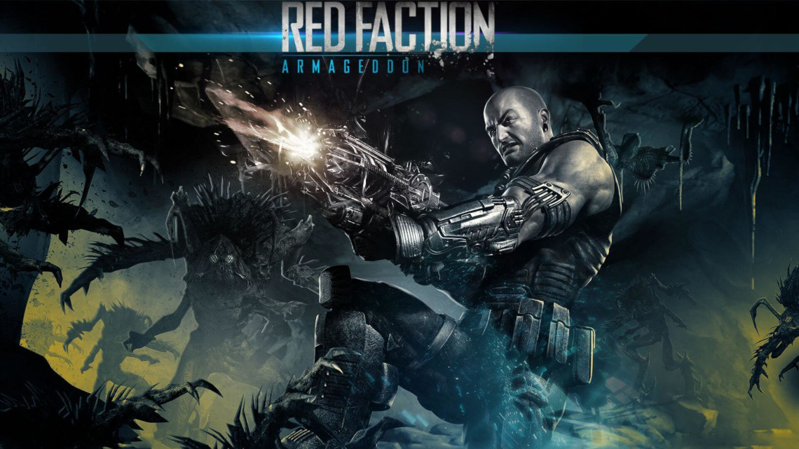 #Red Faction Collection