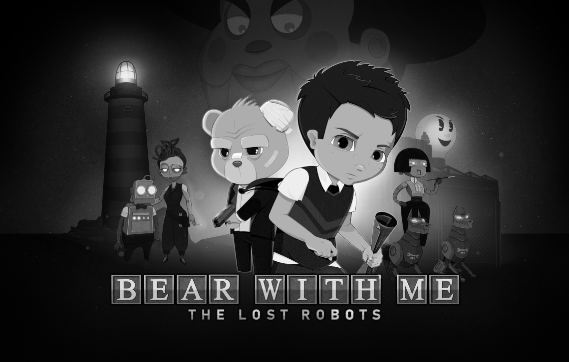 #Bear With Me: The Lost Robots