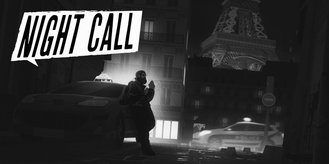 #Night Call Deluxe Edition