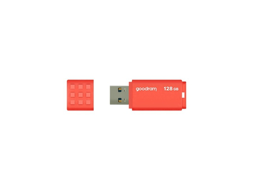 GOODRAM FLASHDRIVE 128GB UME3 USB 3.0 ORANGE - UME3-1280O0R11