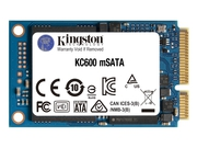 KINGSTON DYSK SSD SKC600MS/256G KC600 SATA3