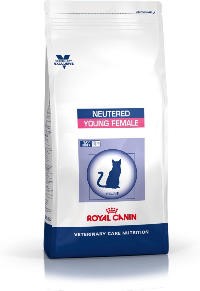 #ROYAL CANIN Vet cat young female 3.5 kg