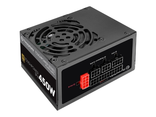 Zasilacz Thermaltake 80 Plus Gold PS-STP-0450FPCGEU-G SFX