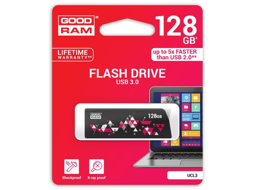 Pendrive GoodRam 128GB USB 3.0 UCL3-1280K0R11