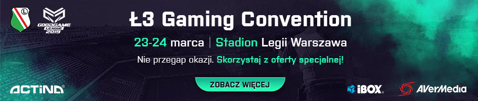 Ł3 Gaming Convention