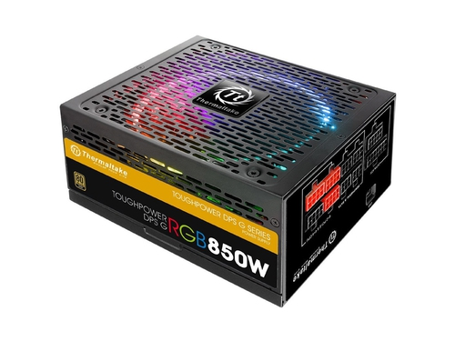 Zasilacz Thermaltake Toughpower Grand RGB 850W 80 Plus Gold PS-TPG-0850FPCGEU-R ATX 850 W