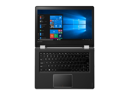 "2w1 Lenovo Yoga 510-14IKB 80VB00DQPB Core i5-7200U 14"" 8GB HDD 1TB Win10"