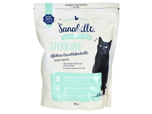 Sanabelle 56011 Sterilized 400g